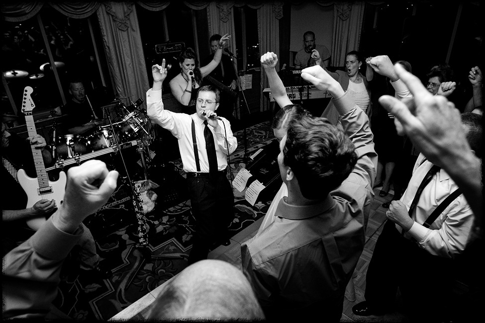 Baltimore-weddings-Micah-singing