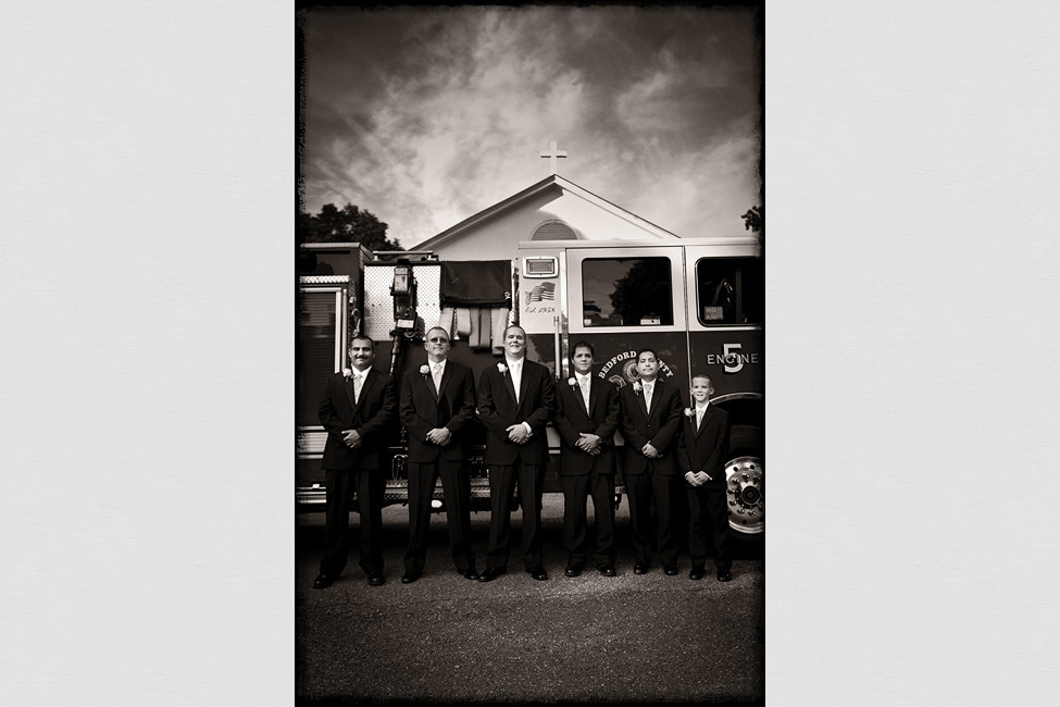 Lynchburg-weddings-Ryan-groomsmen-truck